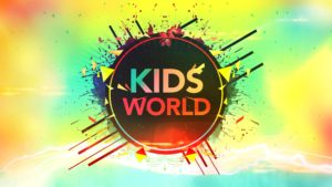 Kids World plain