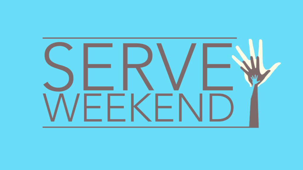 Serve Weekend